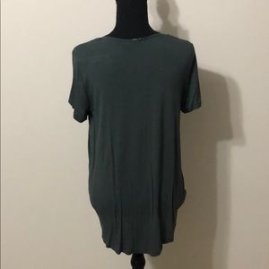 Lush Tops - Lush wrap shirt